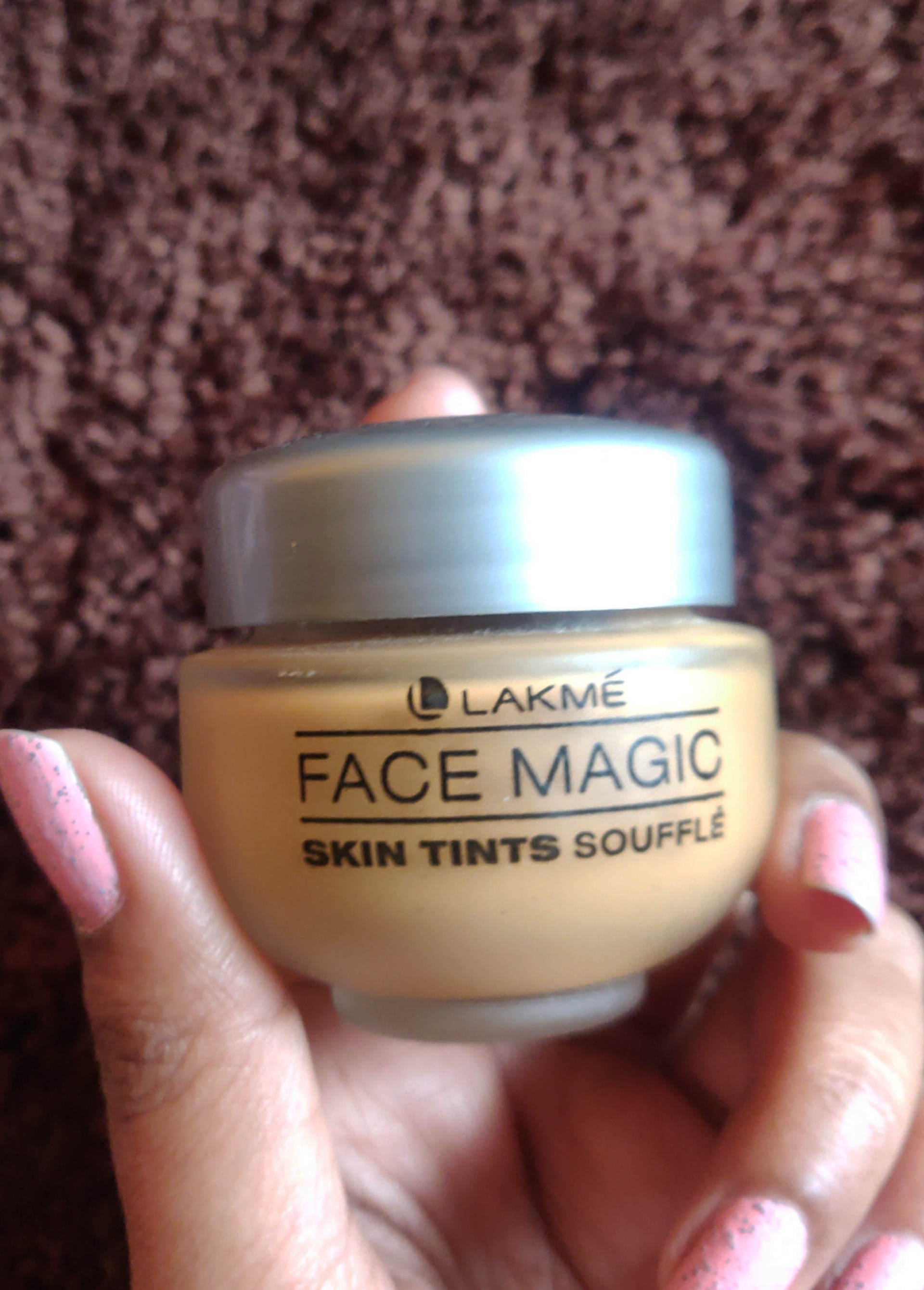 Lakme Face Magic Skin Tints Souffle -gives natural look-By swathiprabhu