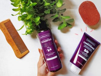 LetsShave Shampoo Conditioner Pack -The Almost Perfect Duo-By twentyninthjune