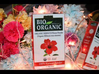 Indus Valley Bio Organic Hibiscus Powder pic 1-Multipurpose product-By g_u_n_j_u