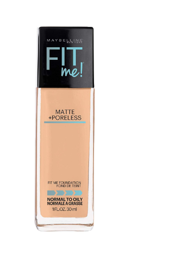 Maybelline New York‎ Fit Me Matte + Poreless Foundation -I love this-By nishuuu