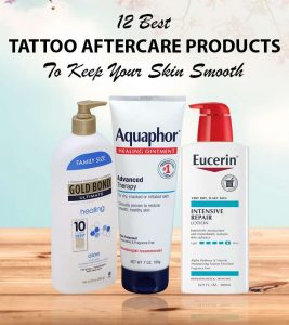 12 Best Tattoo Aftercare Products To Keep Your Skin Smooth
