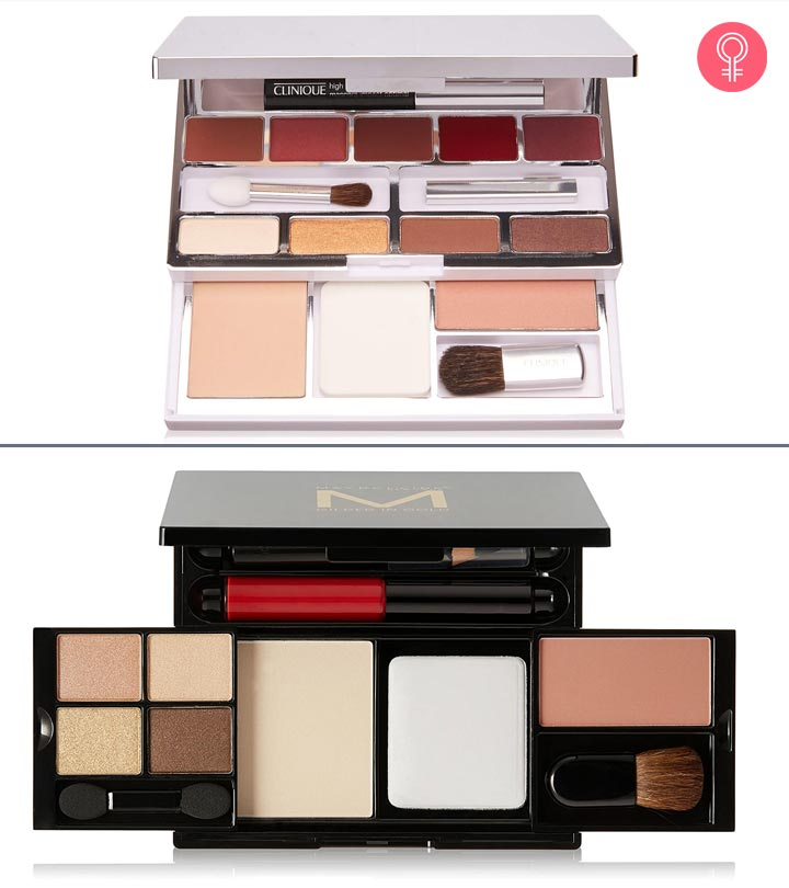 10 Amazing Travel Makeup Kits And Palettes