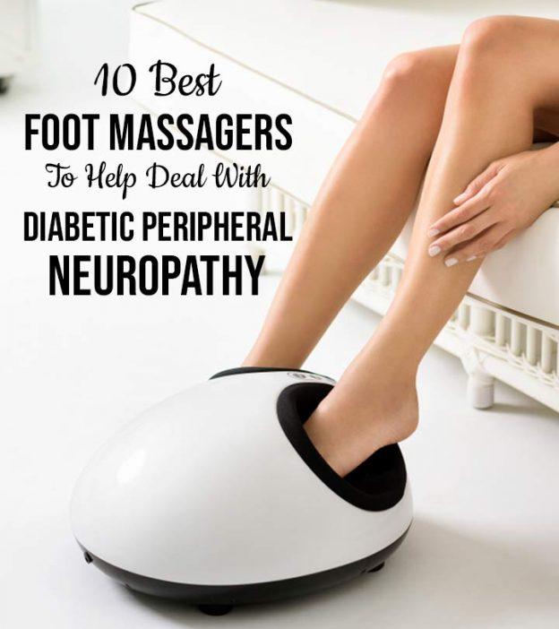 10 Best Foot Massagers For Diabetics