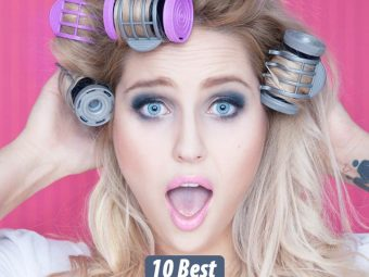 10 Best Hot Rollers For Thick Hair – 2020