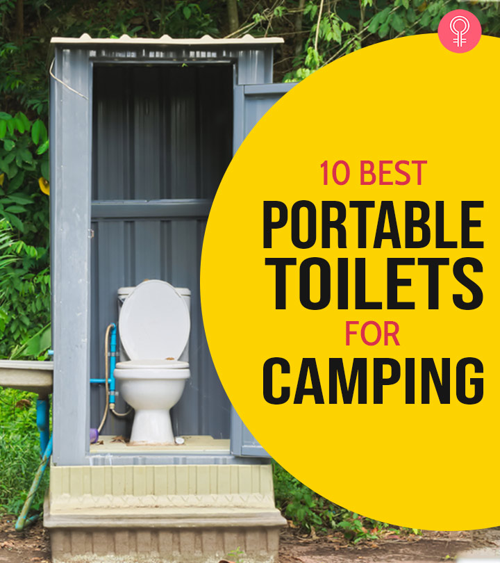 10 Best Portable Toilets For Camping – Comfort at Camping