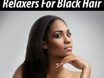 10 Best Relaxers For Black Hair