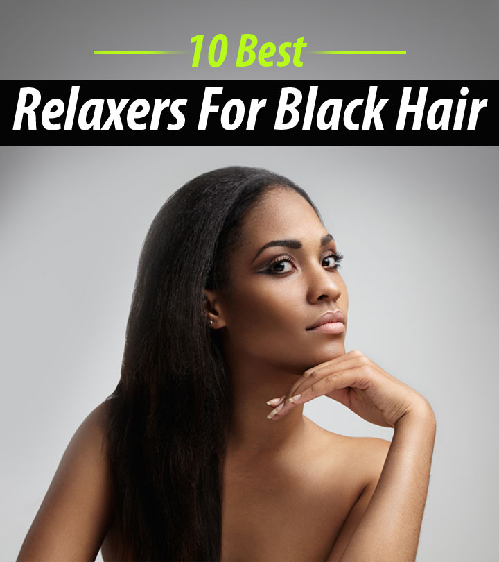 10 Best Relaxers (Perms) For Black Hair (2020)