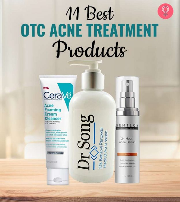 11 Best Otc Acne Treatment Products