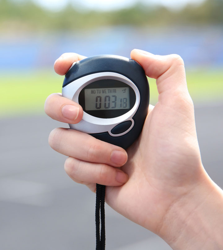 11 Best Stopwatches Or Timers Of 2020