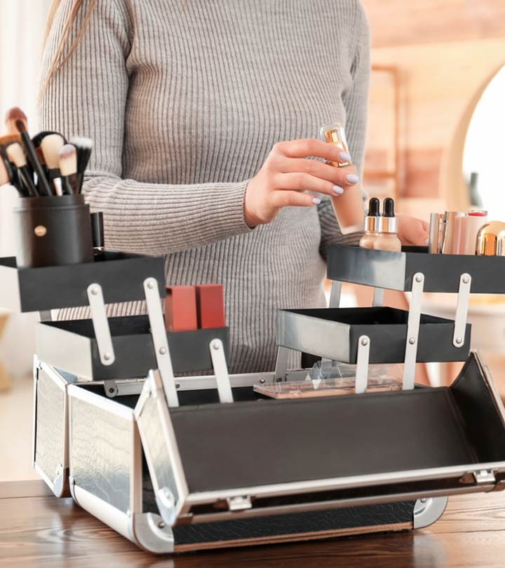 13 Best Professional Makeup Artist Cases In 2020 – Buying Guide