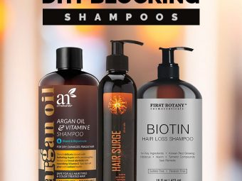 14 DHT Blocking Shampoos – Top Picks And A Buying Guide