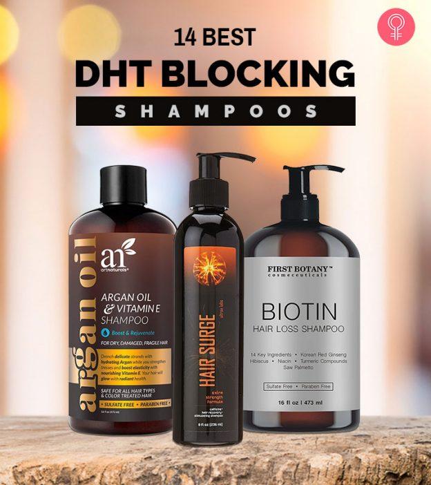 Top 7 DHT Blocker Shampoos That Stop Hair Loss