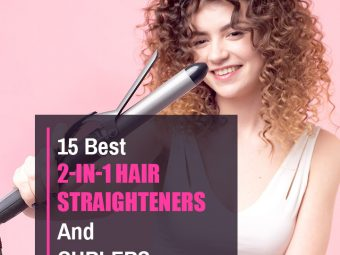 15 Best 2-in-1 Hair Straighteners And Curlers For Luscious Locks – 2020