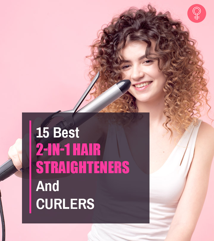 15 Best 2-in-1 Hair Straighteners and Curlers of 2020 for Luscious Locks