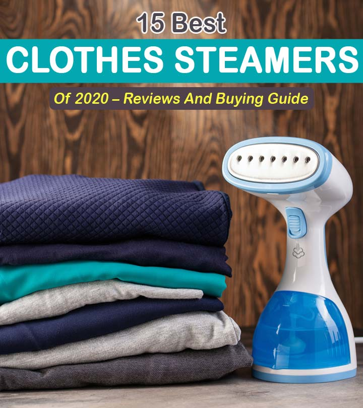 15 Best Clothes Steamers of 2020 – Reviews And Buying Guide