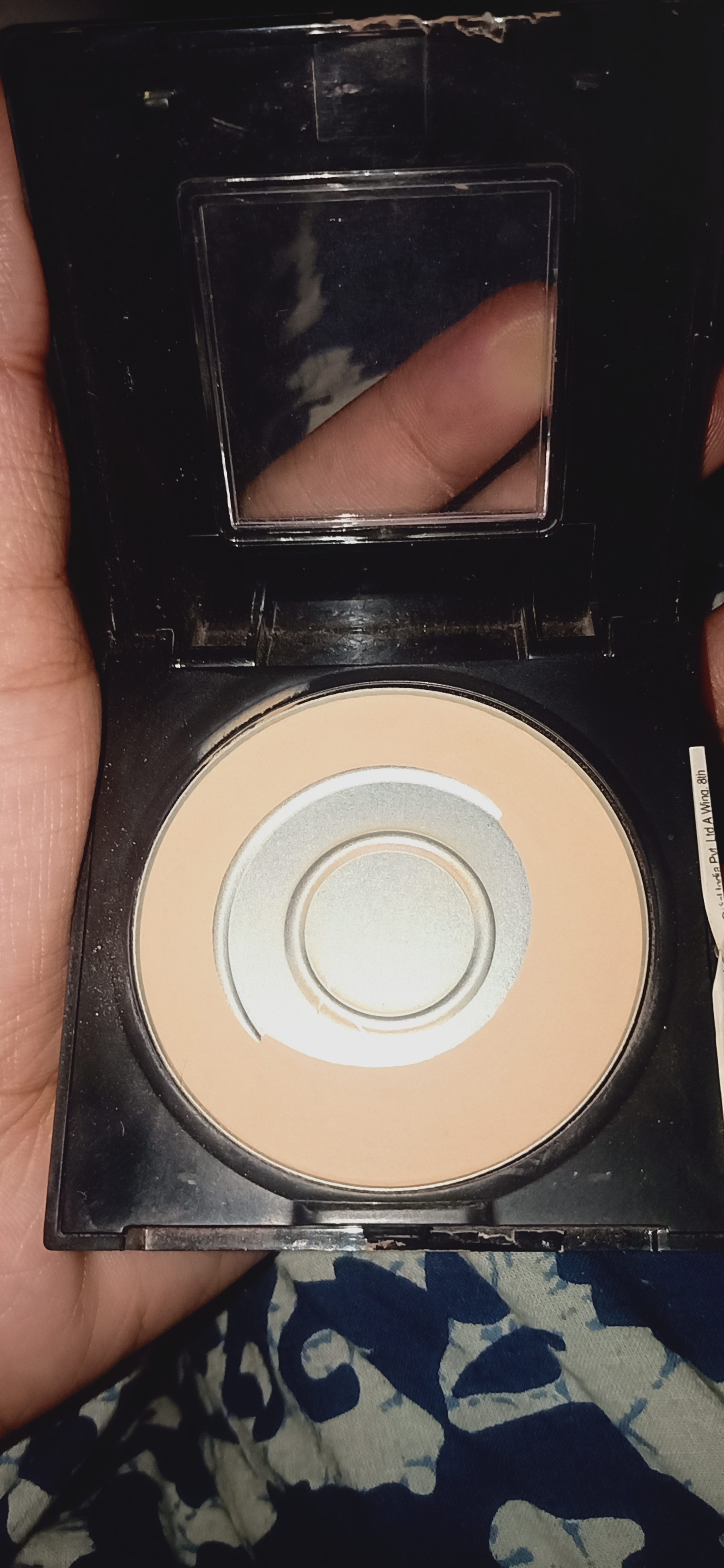 Maybelline Fit Me Matte And Poreless Powder-My favourite product.-By arsh-2
