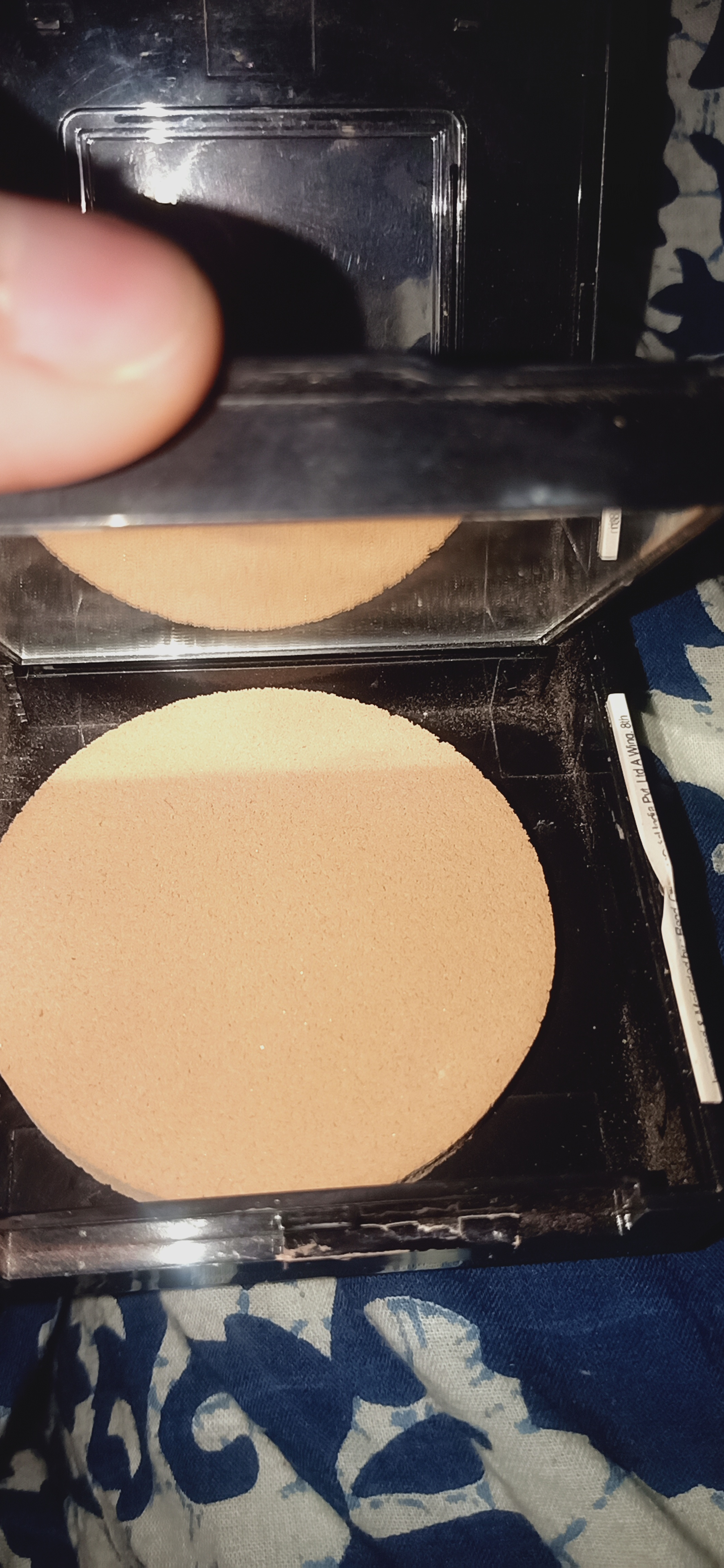 Maybelline Fit Me Matte And Poreless Powder-My favourite product.-By arsh-4