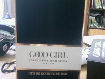 Carolina Herrera Good Girl Eau De Parfum pic 2-Good Girl Perfume-By atreyee_guha