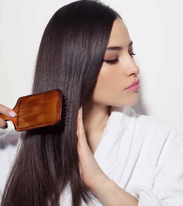 20 Best Boar Bristle Brushes That Will Add Shine To Your Hair