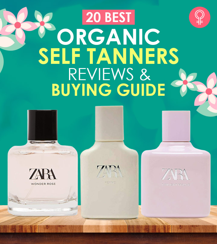 20 Best Organic Self Tanners Of 2021- Reviews And Buying Guide