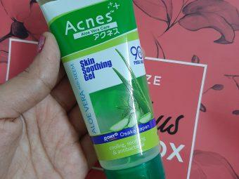 Acnes Skin Soothing Gel -Very effective gel-By sonajain