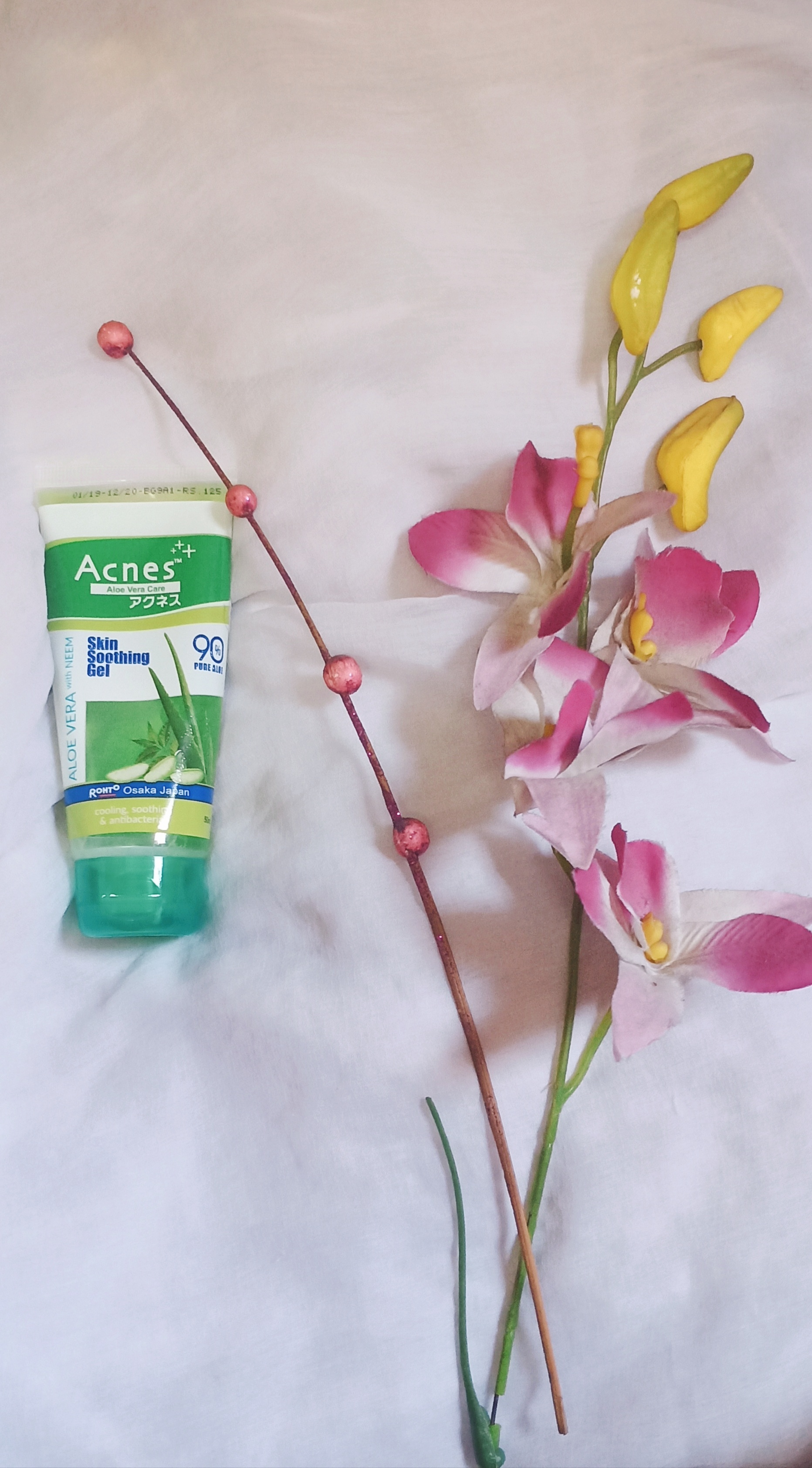 Acnes Skin Soothing Gel-Suitable for all Skin types-By trishaj7