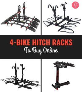 7 Best 4-Bike Hitch Racks To Buy Online In 2020