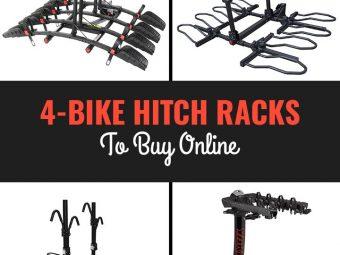 4-Bike Hitch Racks To Buy Online In 2020