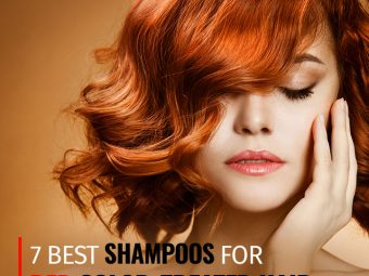7 Best Shampoos For Red Color-Treated Hair