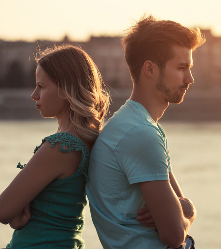 7 Signs Your Relationship Won't Make It Past The 7-Year Itch