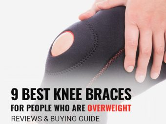 9 Best Knee Braces For People Who Are Overweight – Reviews And Buying Guide