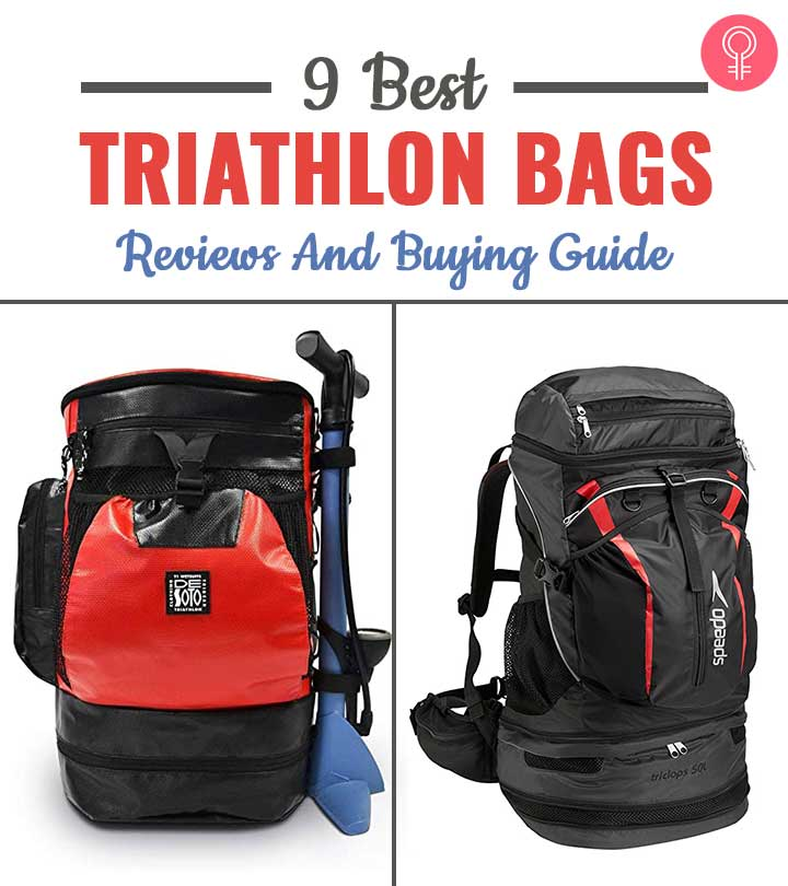 9 Best Triathlon Bags Of 2020 – Reviews And Buying Guide