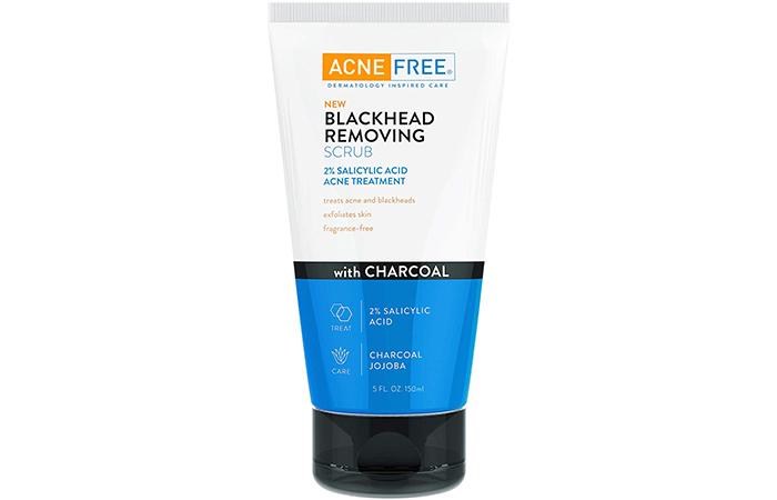 Acne Free Blackhead Removing