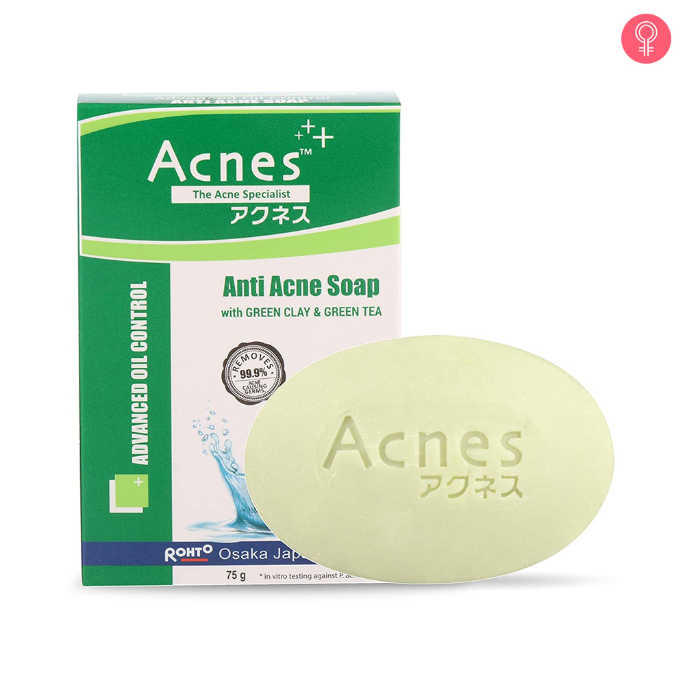 Acnes Advanced Oil Control Anti Acne Soap