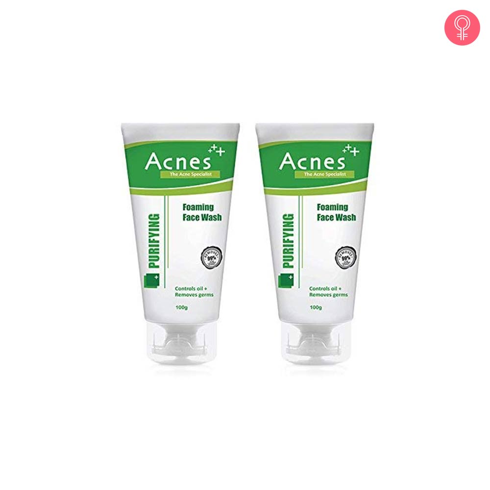 Acnes Purifying Foaming Face Wash