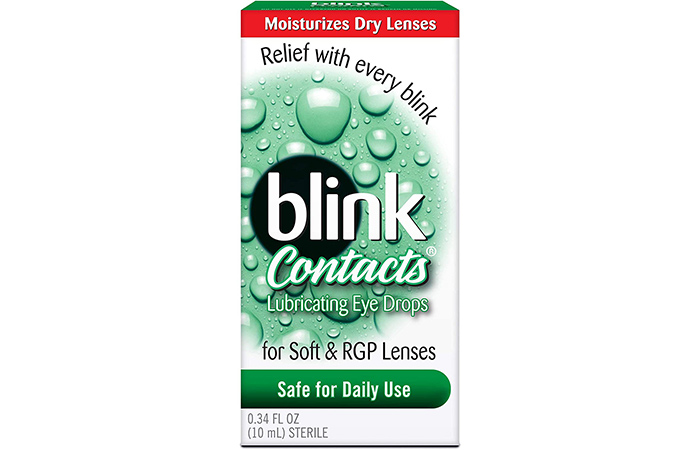 Amo Blink Contacts Lubricating