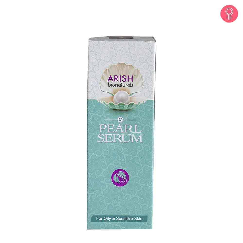 Arish Bionaturals AF Pearl Serum