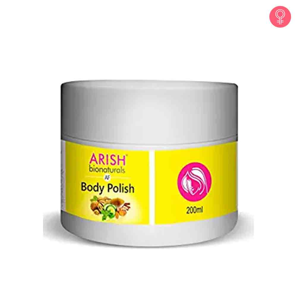 Arish Bionaturals Body Polish