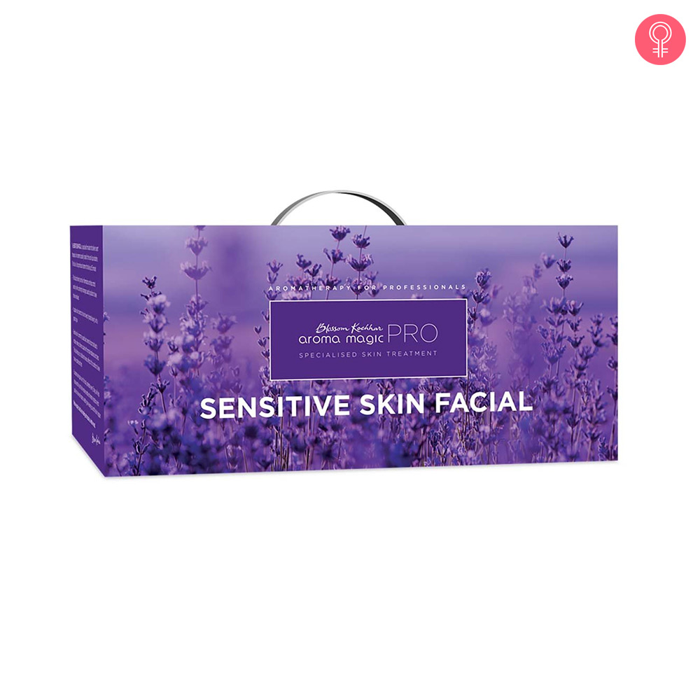 Aroma Magic Sensitive Skin Facial Kit