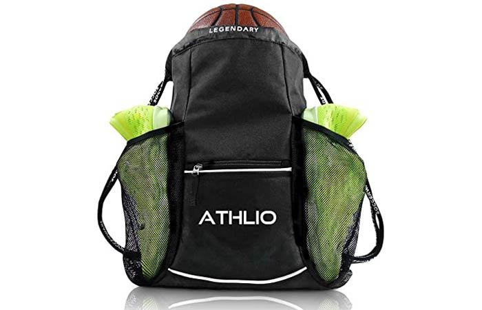 Athlio Legendary Drawstring Gym Bag