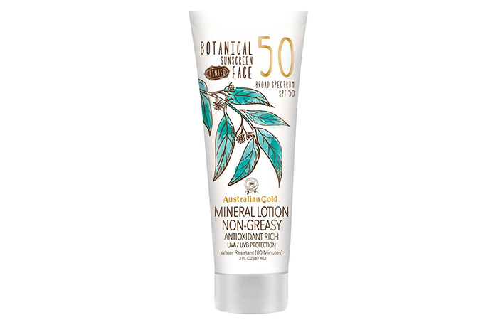 Australian Gold Botanical Tinted Face Mineral Lotion