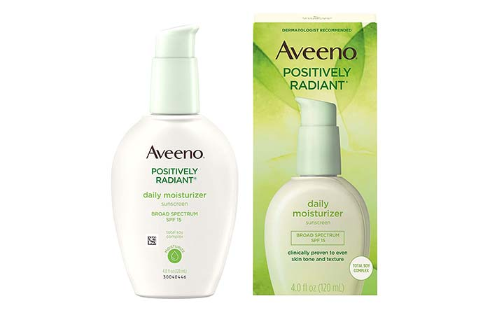 Aveeno Absolutely Ageless Daily Moisturizer, SPF 15