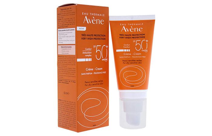Avene Very High Protection SPF 50 + Cream