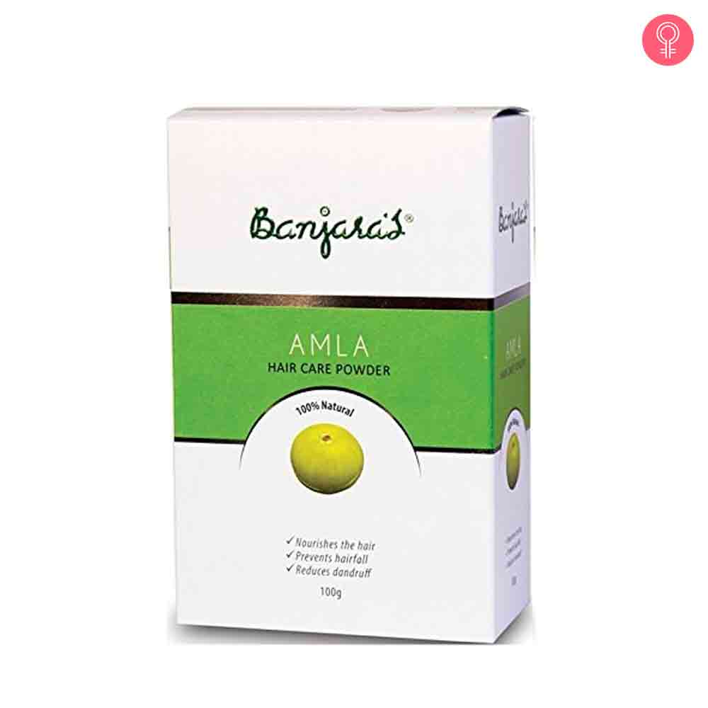 Banjara's Amla Hair Care Powder