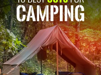 10 Best Cots For Camping
