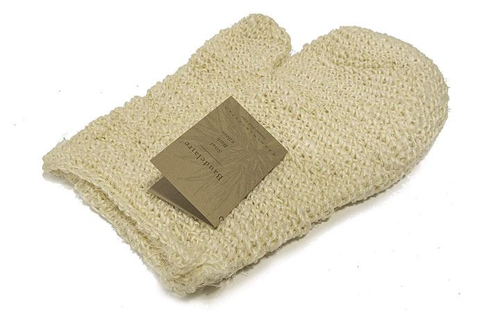 Baudelaire Accessories Sisal Bath Glove