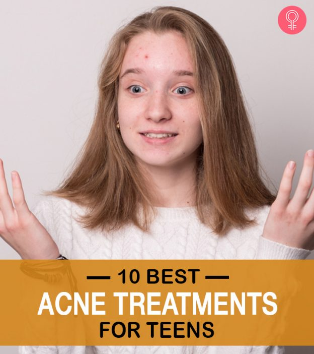 10 Best Acne Treatments For Teens 2020