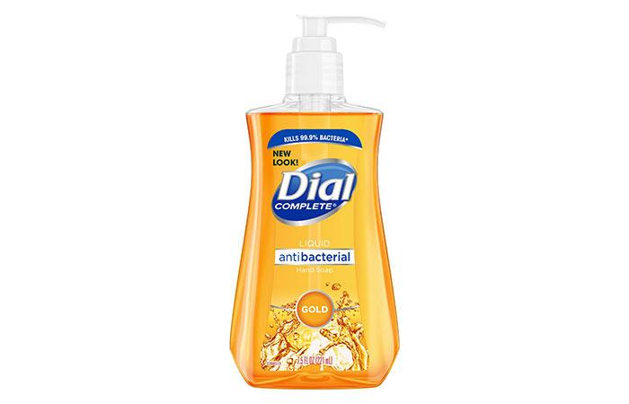 Best Antibacterial Dial Antibacterial Liquid Hand Soap