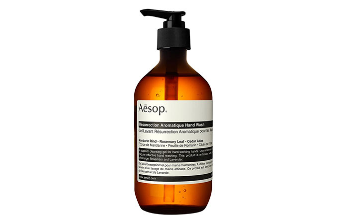 Best Aromatic Aesop Resurrection Aromatique Hand Wash