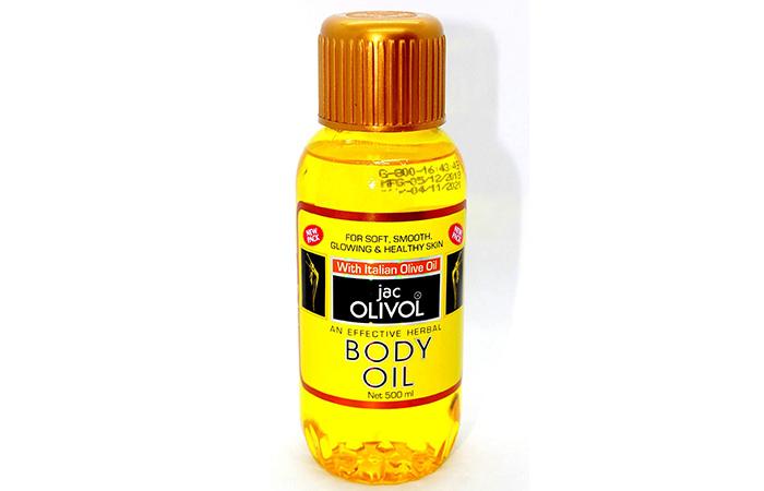 Best Body Oil For Dry Skin In Hindi
